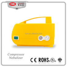 Best sell model nebulizer compressor with low voice
