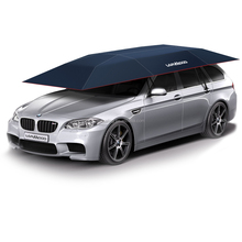 Patent holder Lanmodo Automatic Car Canopy Portable Car Tent Cover for Protecting the Car