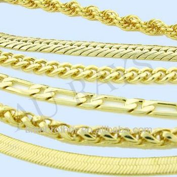 Different Types Of Gold Chains Wholesale