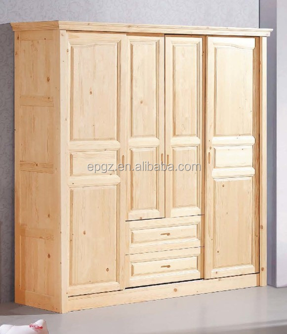 Bedroom furniture prices solid wood wardrobe dressing cabinet designs buy solid wood wardrobe for Wardrobe cabinet design woodworking plans