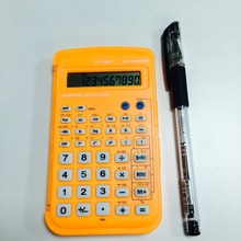 CT-108 Student pocket folding kids mini scientific calculator