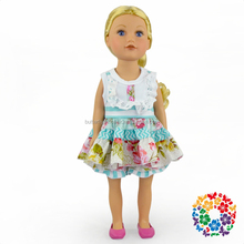 "Wholesale Cheap American Girl Doll Clothes Love Designs 18"" Doll Clothes Dress Clothes For Small Dolls"