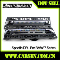 CARSEN-Auto Car Specific LED DRL Front Headlamp Fog lamp 7 series Front light For BMW auto Accessories
