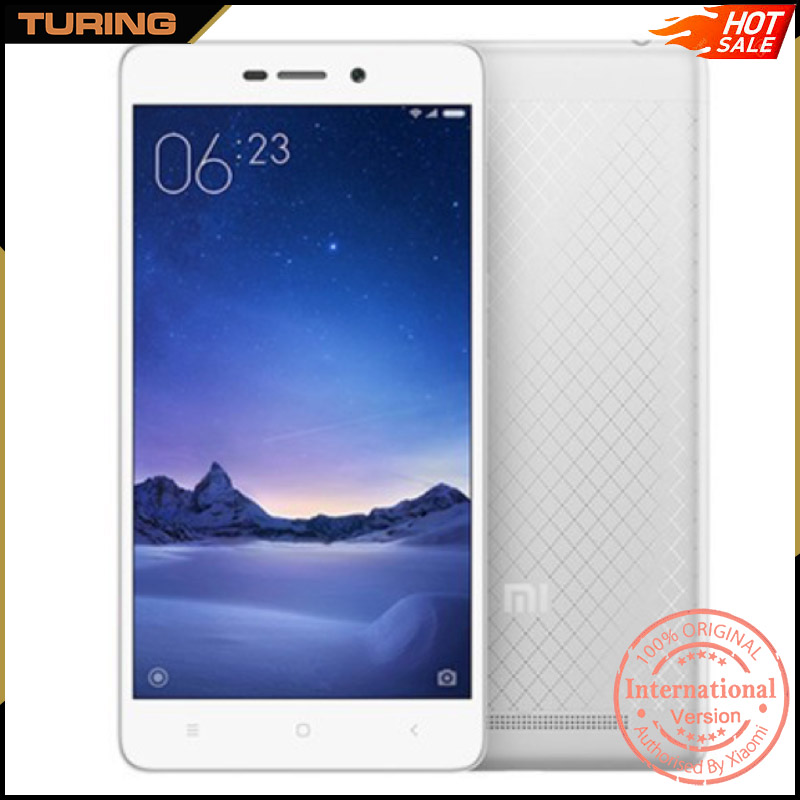Xiaomi Redmi 3 Factories In China For 3 Touch Screen GSM Cdma Mobile Phone 2GB RAM 16GB ROM Android 5.1 Octa Core 13MP