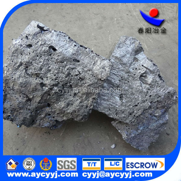 Ca30Si55 alloy / Calcium silicon alloy international packing