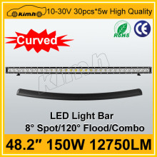 "Automobile 12750LM 48.2"" 150W led offroad lightbar"