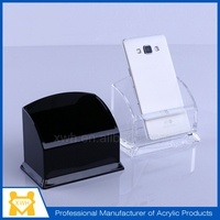 New fashion high quality acrylic mobile phone display holder,display stand