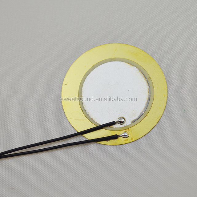well sell Piezo devices buzzer ceramic element