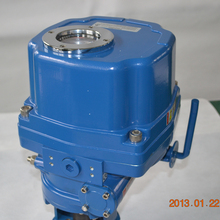 Intelligent control type motorized valve actuator AC24V