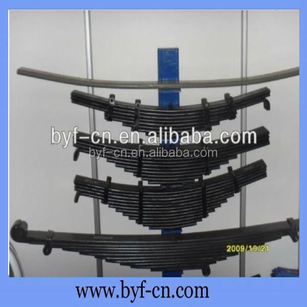 BYF Bogie Type Strong Leaf Spring 20MM Thickness