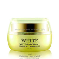 Famous brand name face cream with skin whitening face cream formula natural and healthy herbal cream