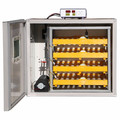 180 eggs incubator with rolling egg tray roller Type Egg Incubator with dual power