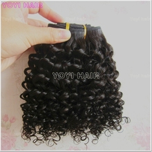 Instock 8-30inch bohemian jerry curl hair