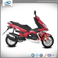 cool sport fashion 150cc gas scooter 4 stroke for sale