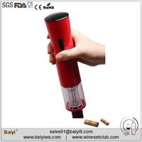 Deluxe electric wine opener funny wine accessories for bar