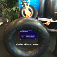 "swim ring inflatable 1000-20 42"" butyl rubber tube"
