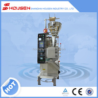 HSU 100Y hot sale automatic low price liquid drinking water sachets packing machine with CE Certification