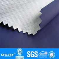 Alibaba China Nylon TPU Laminated Breathable Ripstop Fabric For Outdoor Jacket