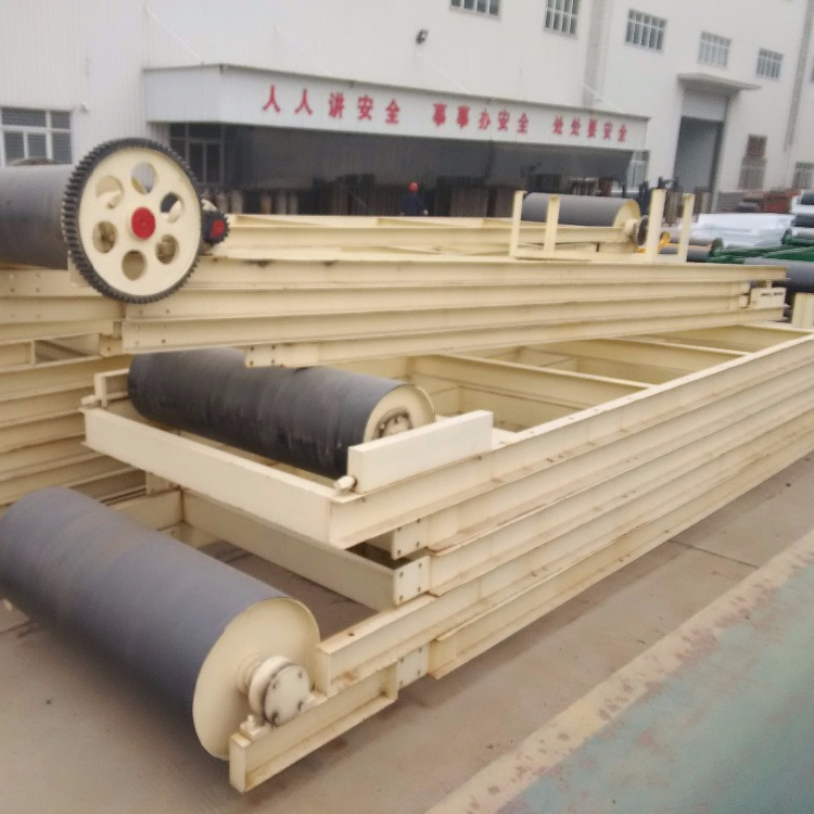 Iron mining equipment widely used rubber conveyor belt