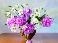 3D decoration flower name flower picture