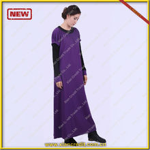 2013 new design purple abayas for women