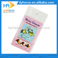 mobile phone screen cleaner sticker, eco-friendly, good quality, factory direct!