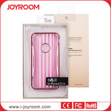 JOYROOM electroplated case for iphone 6 tpu mobile case