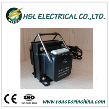 220v to 110v 1000w step up and down transformer
