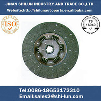 auto parts good performance clutch disc ISD078Y