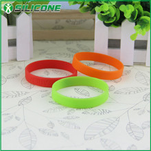 2016 Alibaba bling rainbow cheap glow in the dark silicone vape band