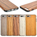 New Product Wooden Pattern TPU Case for iphone 7 Plus , For iPhone 7 Plus Wood TPU Case