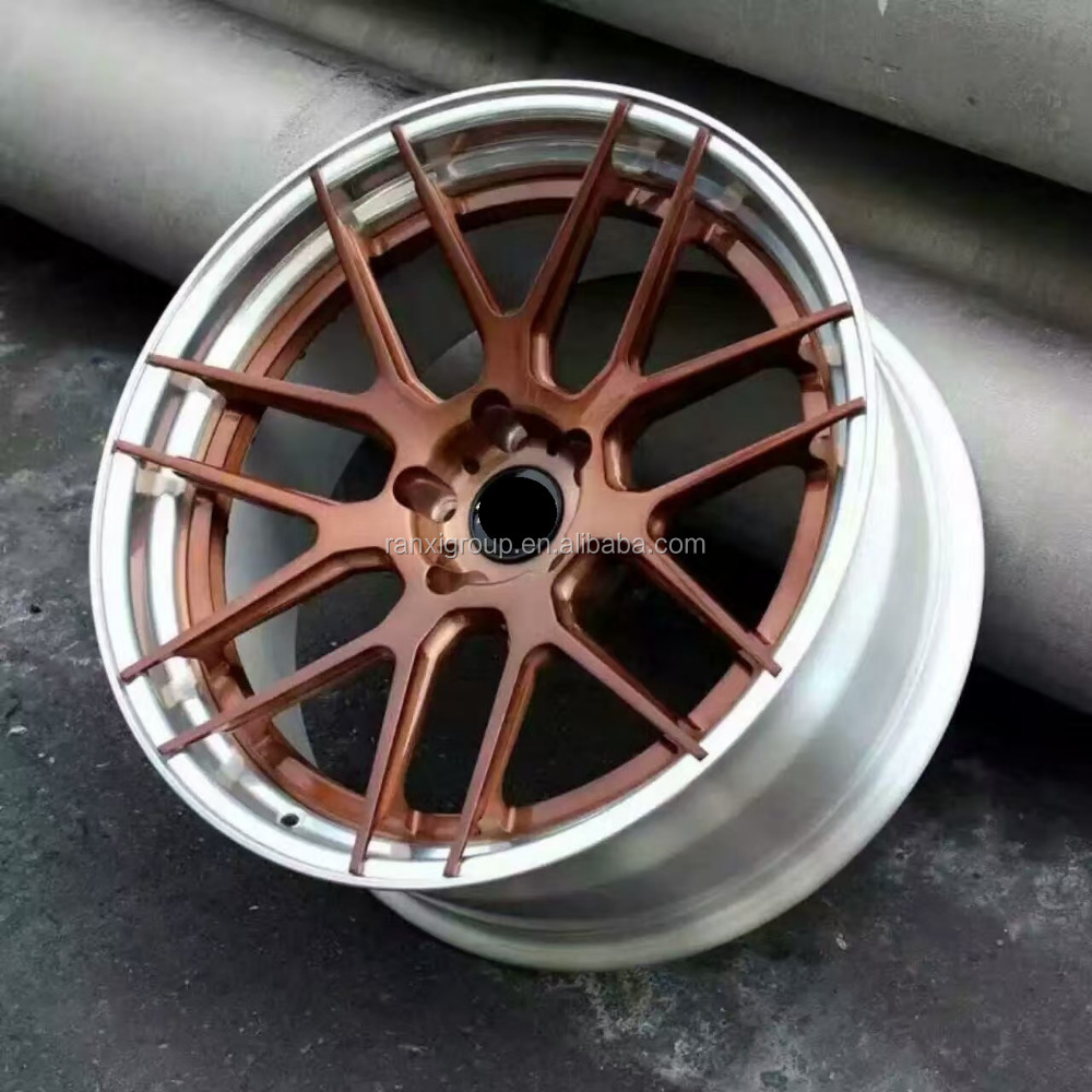 18''19''20''two piece forged alloy wheels/FORGING ALUMINUM ALLOY WHEEL HUB