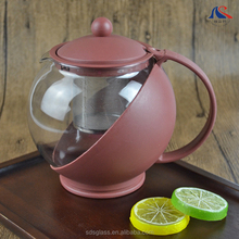1250ml Glass infusion Middle East Tea Pot