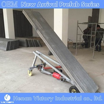 concrete wall panel lifting machine