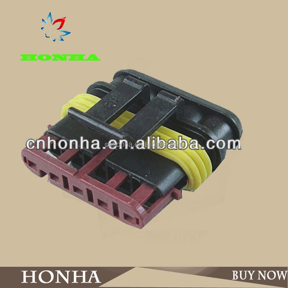 282089 5 Pin Wire Connectors,Insulated Wire Terminals Connectors ...