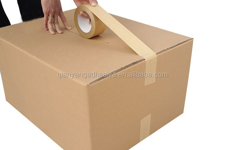 high adhesion gummed craft adhesive tape