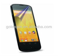 Manufacturer!!! Mobile Accessories Screen Protector for Google Nexus 7