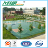 Factory Price Silicon Polyurethane Sport Court/Tennis Court/Badminton Court for Athletic