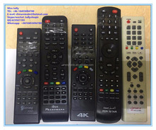 satellite receiver remote controller Strong ST-4070 iBOX Phcnomcna 4K FOR ISTAR STARCOM HDULTRA
