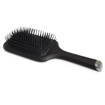Styling custom straightener brush wholesale Hair Brush Fast Straightener Comb hair bulk paddle hair brush