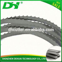 Stainless steel pipe and board cutting Band Saw Blade Wood Processing Tool