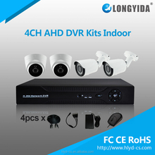 Special price AHD DVR KITs 1080P cctv kit 4 camera,2 bullet camera,2 dome camera