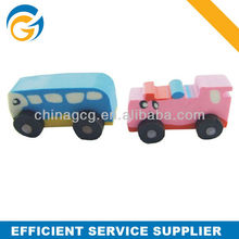 Car Shape Eraser