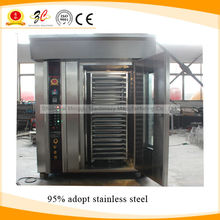 CE 36 TRAYS Gas/diesel/electrical Toaster/moon cakes high heat oven insulation With IMPORED burner FREE trolley
