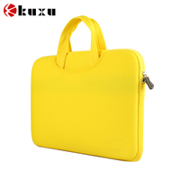 High quality leather laptop notebook sleeve bag case book style laptop cases