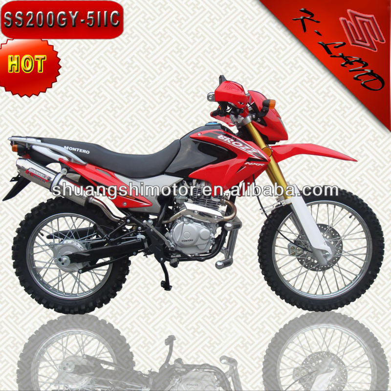200Cc Bros Super Brazil Dirt Bikes For Adults 200Cc