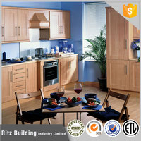 fashion reface pvc kitchen cabinets with blum hardware and accessories