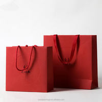 Attractive fashion hotsell promotional cosmetic paper bag