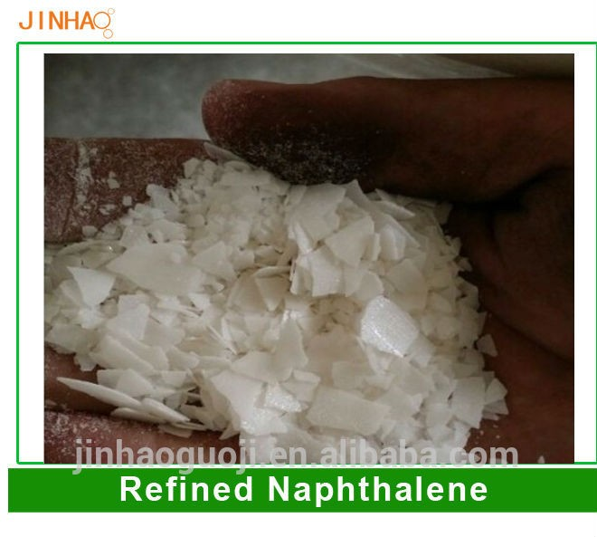Refined Naphthalene for industrial dyes intermediate