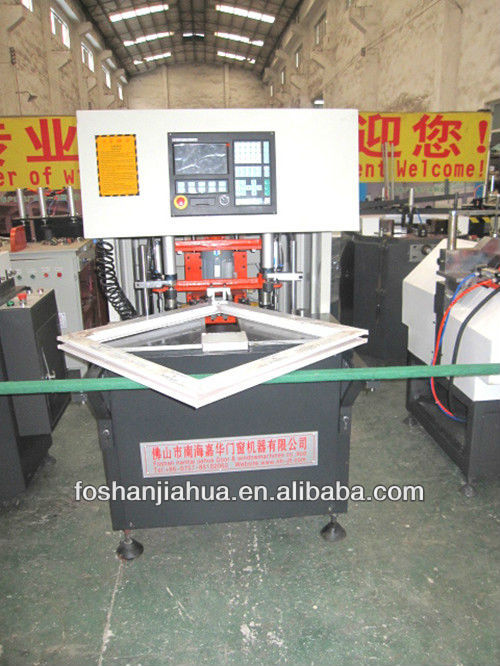NC Clear Angle Machine/ Aluminum Door And Window Machine/corner Connector Automatic Cutting Saw For Aluminum